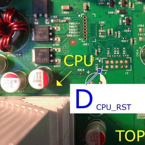 CPUResetR8C2